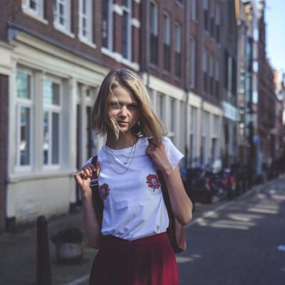 Charlotte zoekt een Kamer in Amsterdam